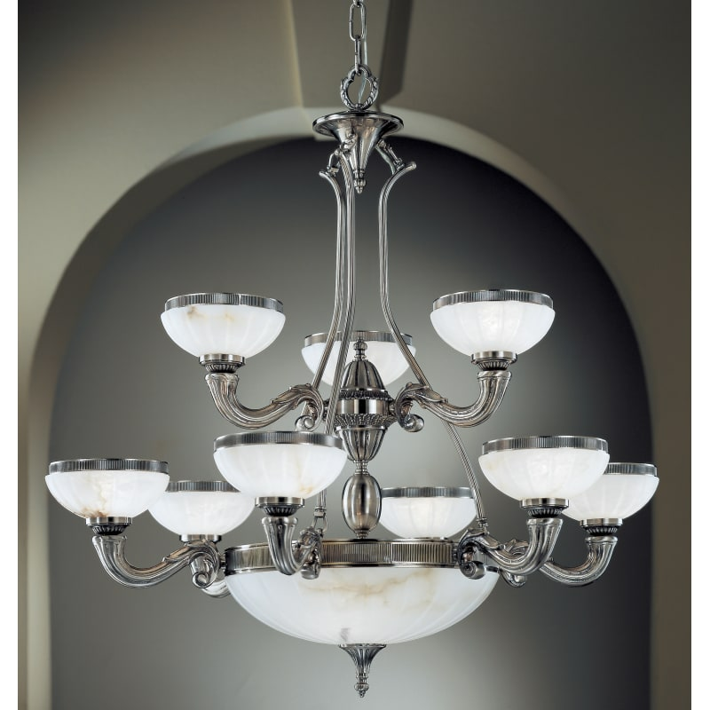 Westerly 12 Light Candle Style Classic Traditional Chandelier