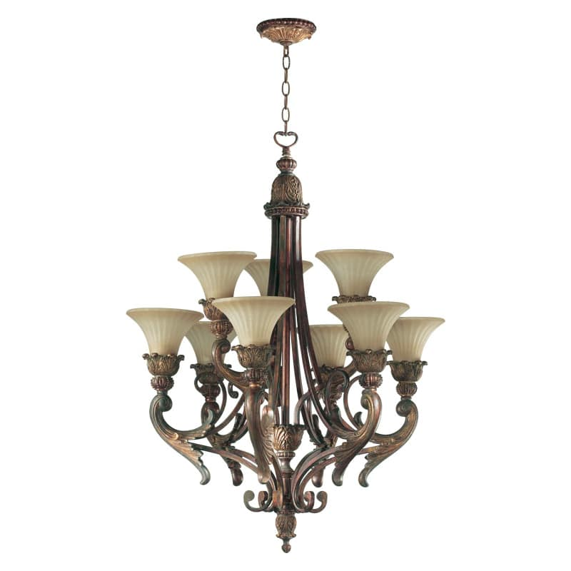 Andromeda Chandelier by Troy Lighting