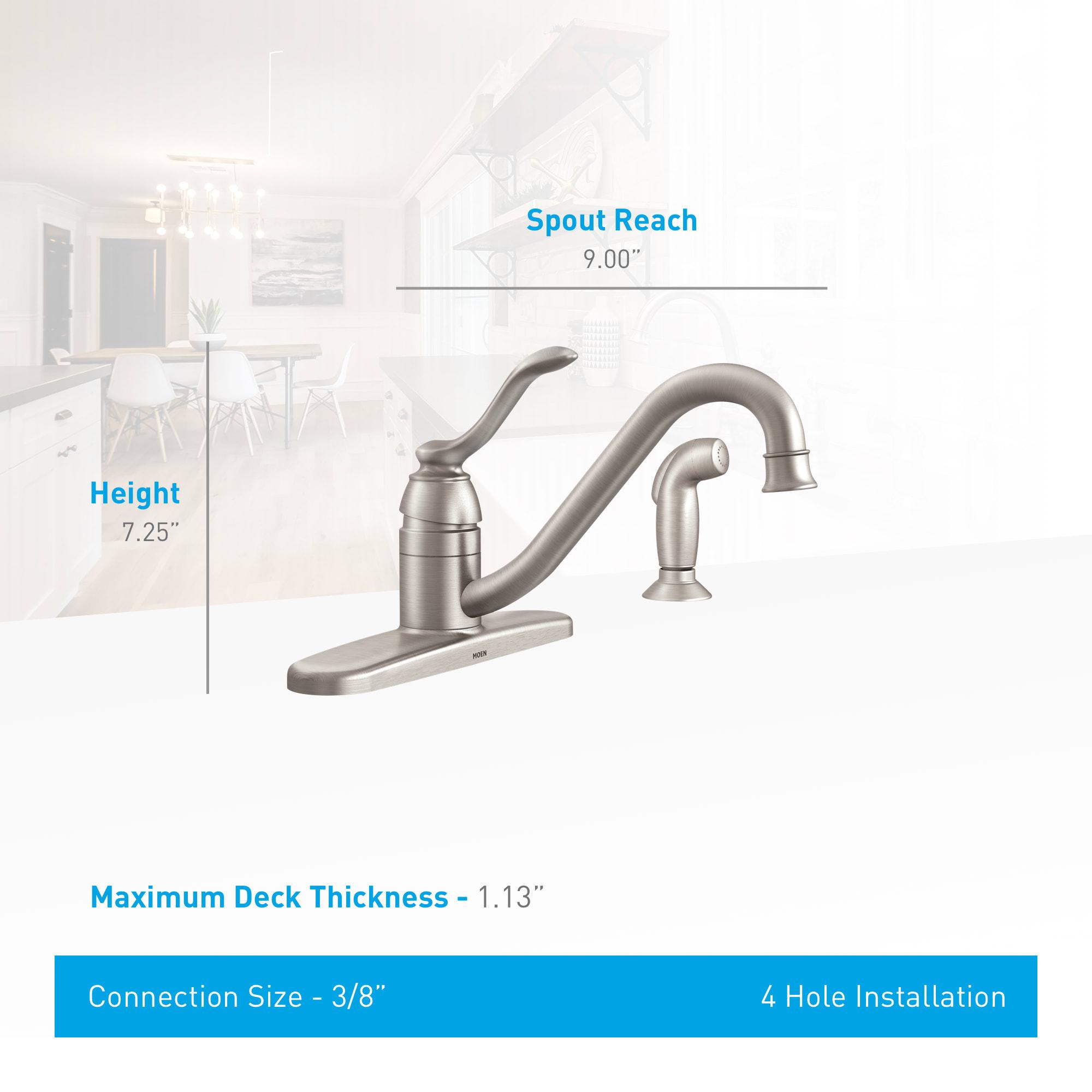 Moen Banbury Shower Faucet.Moen 87690
