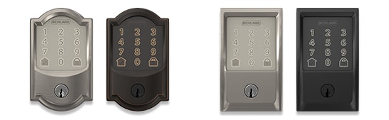 Schlage Be489wbcam619 Satin Nickel Encode Wifi Enabled