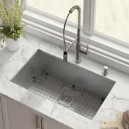 Shop Kitchen Sink U0026 Faucets Combos
