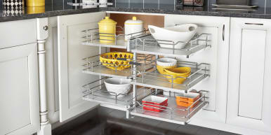 Corner Cabinet Ideas How To Maximize Kitchen Storage