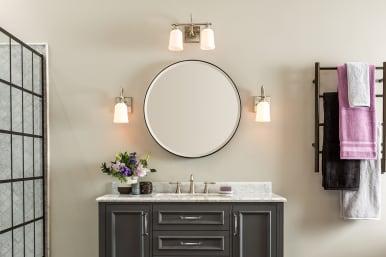 How To Install Vanity Lighting