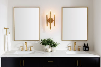 How To Select A Bathroom Mirror