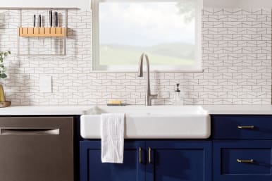 Farmhouse Sinks The Pros Cons Of Apron Front Sinks