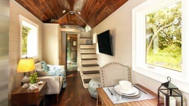 Build Com For Pros Tiny House Interiors