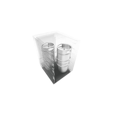 (1) Slim Quarter & (1) Sixth Barrel Keg