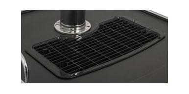 Integrated Drip Tray