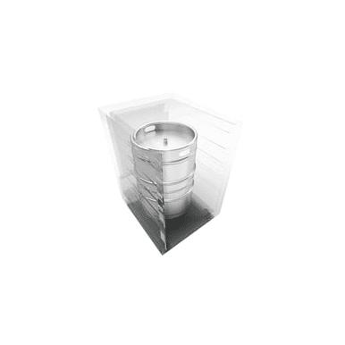 (1) Full-Size Keg