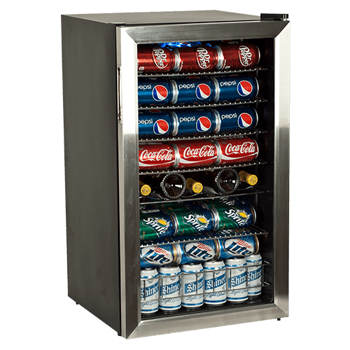 EdgeStar Freestanding Beverage Coolers