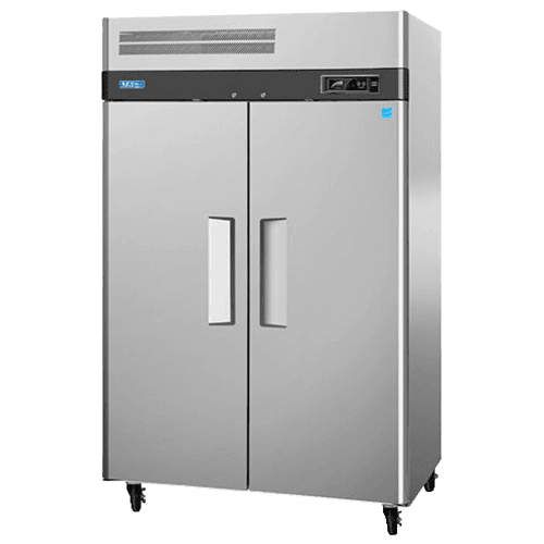 Turbo Air Reach In Freezers