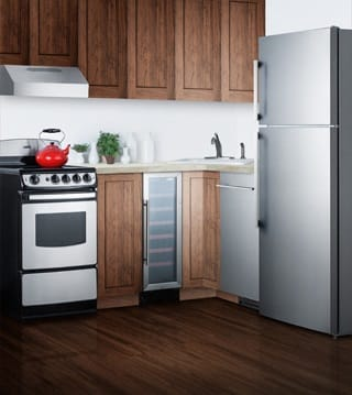 Summit :: Compact Appliance