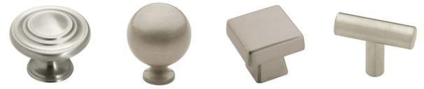 Popular Knob Shapes
