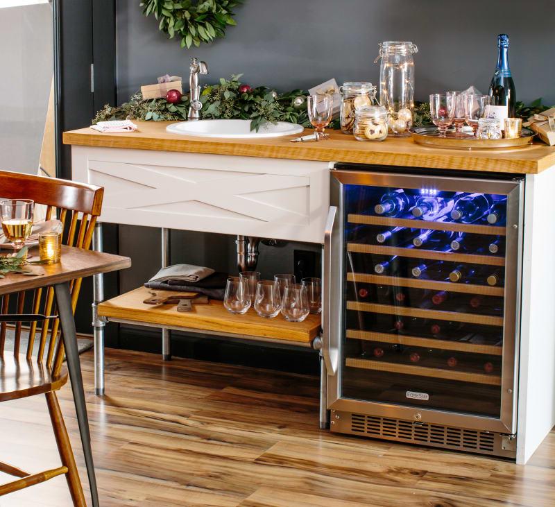 Built-In Wine Refrigerators