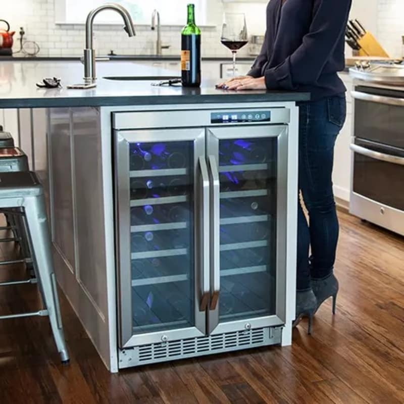 Built-In Wine Refrigerators