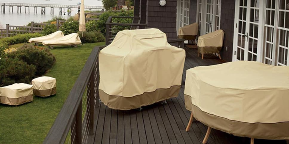 Patio Furniture Covers - Patio Furniture Covers: Why You Should Be Using One