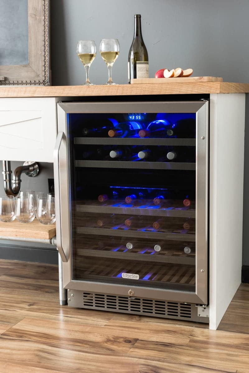Built In Wine Refrigerators