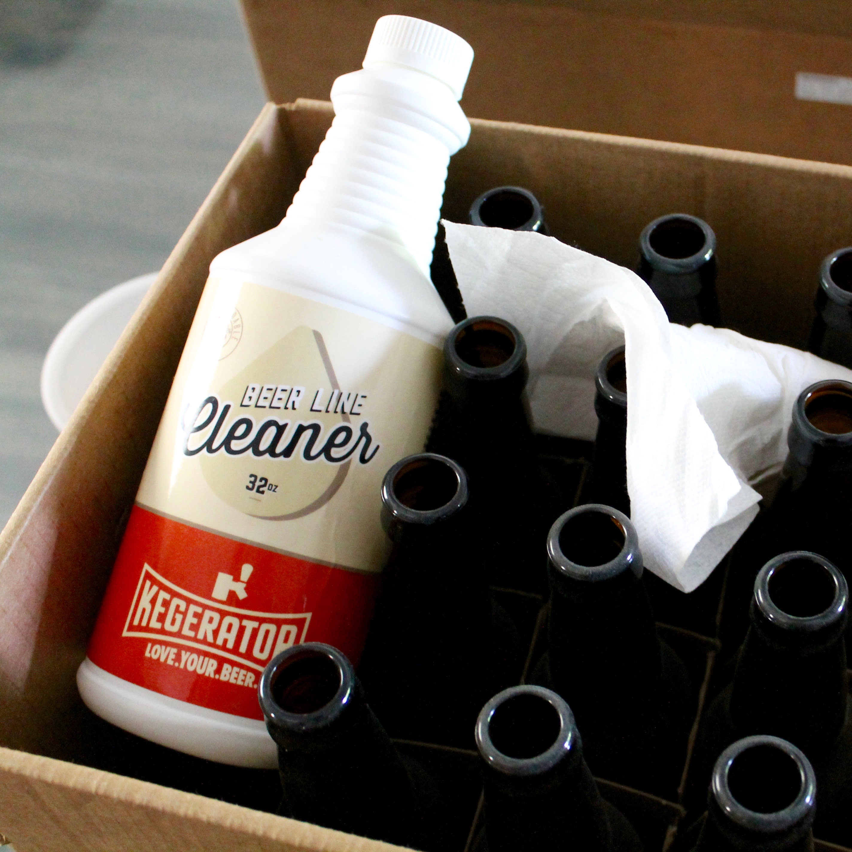 Beer Cleaning Kits & Supplies