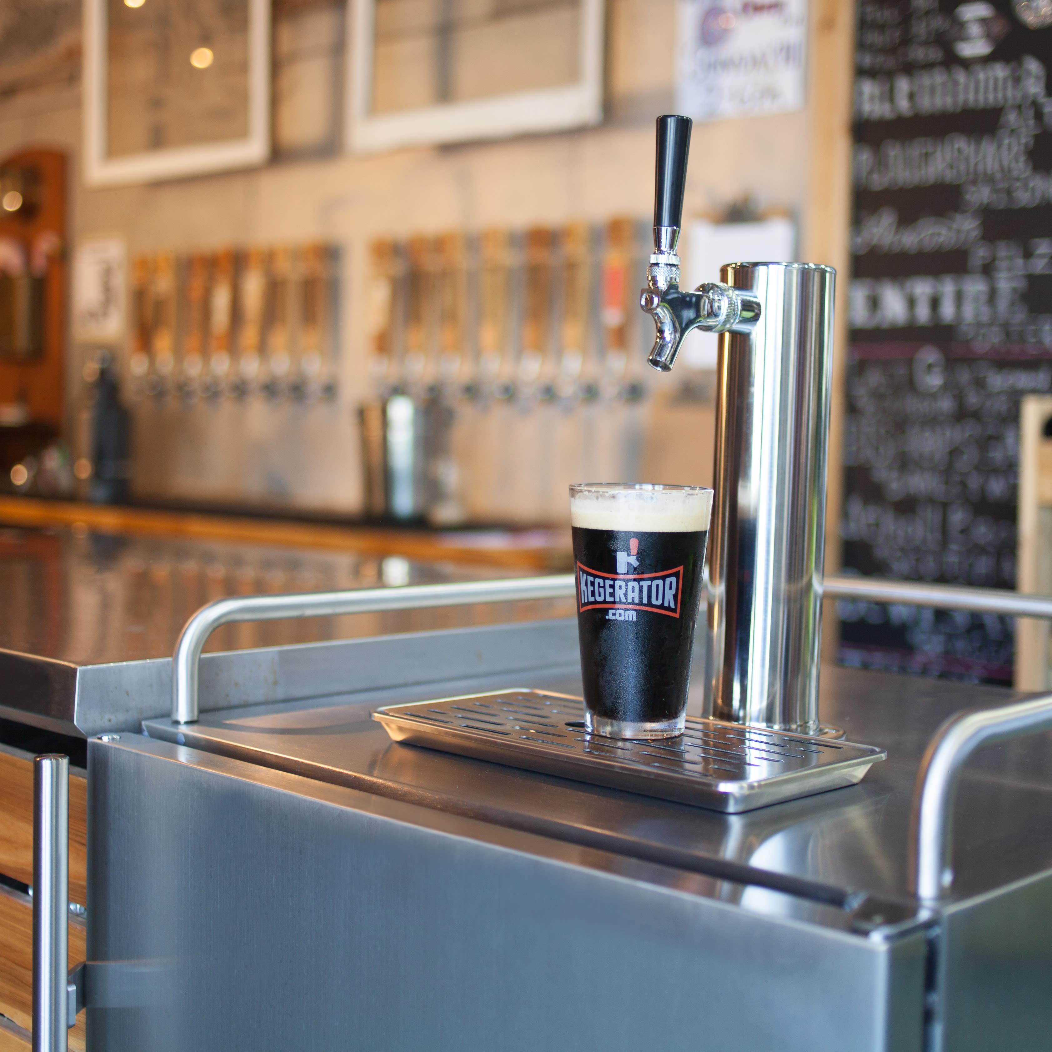 Man Cave Beer Bar : Kegerators beer coolers kegs dispensers kegerator