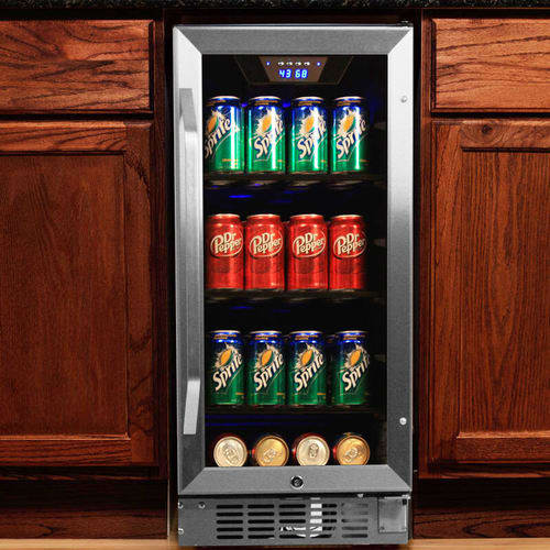 Built-In Beverage Refrigerators